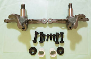 1996 2004 Ford Mustang Spindles Sn95 79 93 Foxbody Conversion Sandblasted
