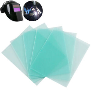 10x Clear Pc Welding Protective Cover Lens Plate For Welding Helmet Replacement