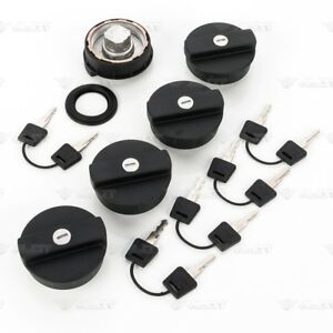 5x Fuel Tank Cap Clasp For Workshops For Fiat 124