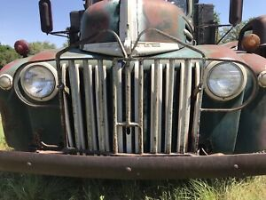 1942 1947 Ford Pickup Truck Grill Guard