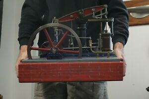 Me Beam Steam Engine With Governor