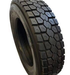 1 Tire 245 70r19 5 Road Crew Dt340 All Position Tires 16 Ply