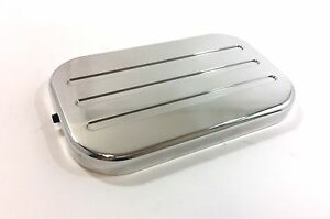 Master Cylinder Cap Cover Only 1988 And Up Polished Billet Aluminum Gm Truck