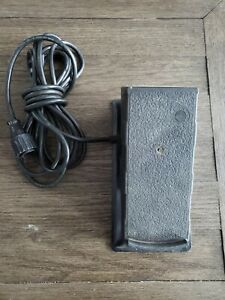 Miller Electric Rfcs 14 Hd Tig Foot Pedal14 Pin Plug Great Condition
