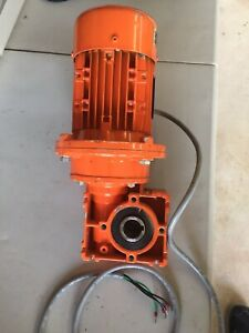 Nord Variable Speed A c Motor Sk 63s 4 Cus