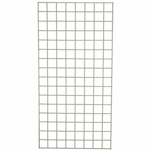 1 4 Thick Wire Mesh Deck Panel 96 wx24 d 2 Pieces Of 48 w X 24 d Decks