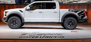 Truck Wave Bed Graphics Vinyl Decal Ford Chevy Ram Trucks Custom Graphics
