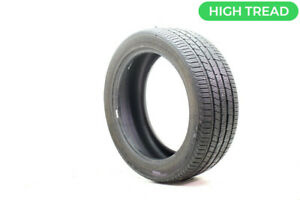 Used P 255 45r20 Continental Crosscontact Lx Sport Ao 101h 9 5 32