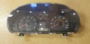 Speedometer Cluster Mph With Trip Computer Fits 03 05 Sonata 1181505