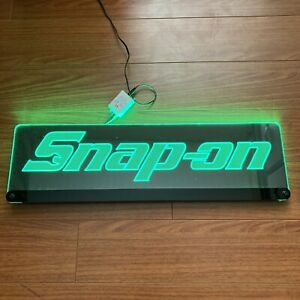 Led Snap On Logo Panel Light Display Rgb Multi Color With Remote