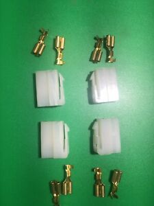 T connector Female Dc Connector 2 pin T type For Radios Kenwood And Ham And More
