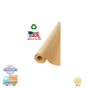 Brown Kraft Paper Jumbo Roll 17 75 X 1200 100ft Ideal For Gift Wrapping