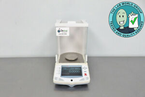 Ohaus Explorer Pro Analytical Balance Ep114c With Warranty See Video