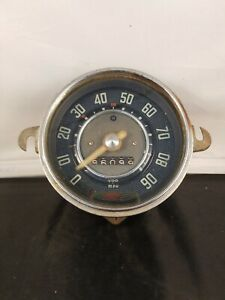 Vdo Vw 111957021a Mph Speedometer Clear Needle