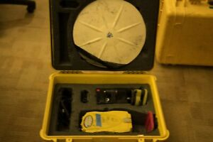 Trimble 5700 With Zephyr Gedetic Antena With Case And Battery