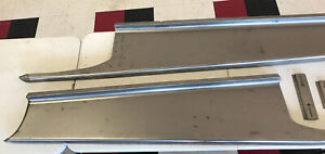 1939 Chevrolet New Smoothie Running Boards