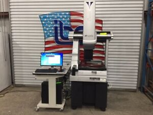 Hexagon Metrology Optiv Classic 453 Benchtop Cmm
