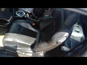 Driver Front Seat Bucket With Air Bag Leather Manual Fits 03 04 Tiburon 180884