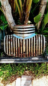 1946 Chevy Truck Grill Used Antique Restoration Interior Design Items Parts