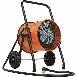 Portable Salamander Heater With 8 l Cord 240v 10kw