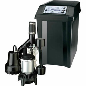 Flotec Emergency Battery Backup Pre assembled Sump Pump System Fpcc3320
