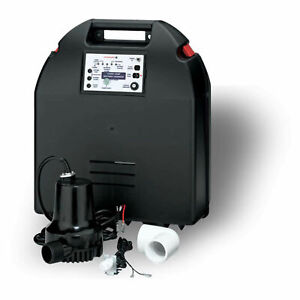 Myers Classic Series Battery Backup Sump Pump System Mbsp 2