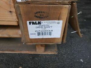 Falk Ds4315j Drive Shaft 3 437 6720034 Free Quick Shipping