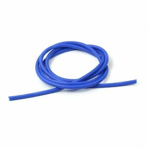 8mm 5 16 Id Blue Silicone Air Vacuum Hose line pipe tube By 2 Foot feet