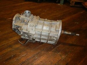 Jeep Wrangler Yj Tj 4 0l 6 Cylinder 4wd 5 Speed Manual Ax15 Transmission 94 99
