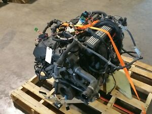 08 10 Bmw 528i E60 Xi Awd Engine Assembly 3 0l