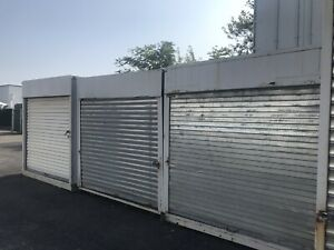 Used 36 X 8 Foot Steel Storage Container Shipping Cargo Container Supply