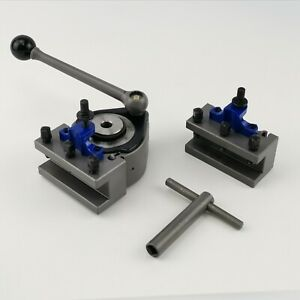 A1 Multifix 40 Position Tool Post 3 Pcs Ad2080 Turning Tool Holder Multifix A