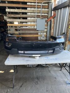 2012 2015 Jeep Grand Cherokee Front Bumper Oem Used