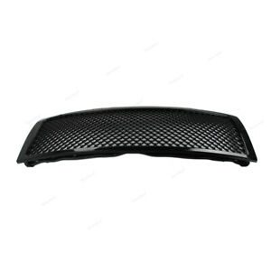 Fit For 2009 2014 Ford F 150 Front Upper Hood Grille Golssy Black