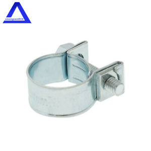 30pcs 5 16 Fuel Injection Hose Clamp Auto Fuel Clamps New