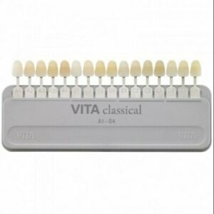 Dental Instruments New Vita Classic Dental Shade Guide Original Professional