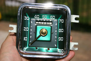 49 1949 50 1950 Dodge Green Vintage Speedometer