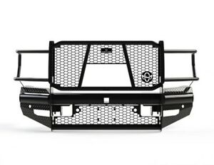 Ranch Hand Front Bumper Replacement 19 20 New Body Style Dodge 2500 3500 Camera