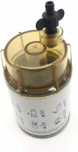 S3213 Marine Clear Bowl Fuel Filter Water Separator Outboard Filters