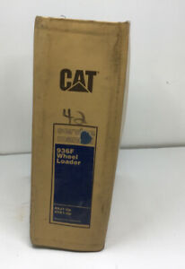 Cat Caterpillar 936f Wheel Loader Shop Service Manual Catalog