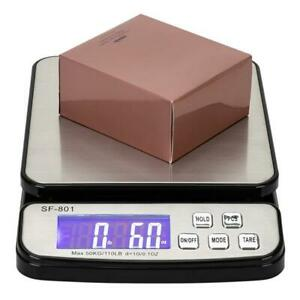 Sf 801 50kg 10g Digital Postal Scale Shipping Scale High Quality W adapter Bs
