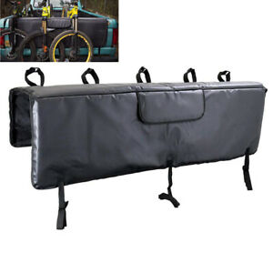 Pickup Truck Tailgate Cover Pad Mat For Mtb Bike Bicycle Carrier Accessories 1x