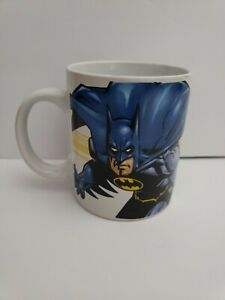 Batman Coffee Mug 2003 DC Comics Cup