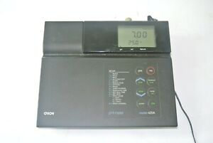 Orion 420a Ph Meter W Power Supply