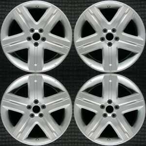 Subaru Forester Painted 17 Oem Wheel Set 2006 To 2010