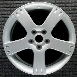 Mazda 6 Painted 17 Inch Oem Wheel 2003 To 2005