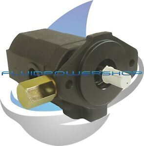 28 Gpm Two Stage Log Splitter Pump 1080086