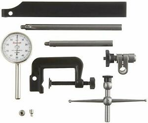 Starrett 196a6z Universal Back Plunger Dial Indicator In Stock
