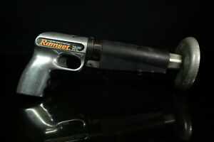 Vintage Ramset Power Actuated Tool Pat No 2945236 Heavy Duty Powder Gun
