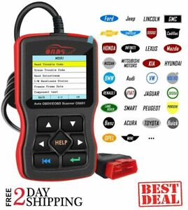 Car Scanner Auto Engine Light Fault Code Reader Diagnostic Tool Computer